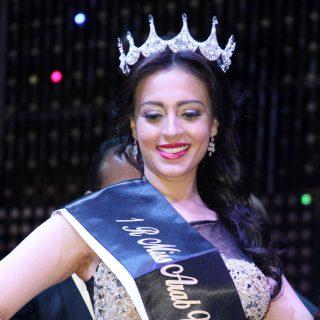كيرا صباح ملكة جمال مصر والوصيفه الاولي لملكة جمال العرب 2016