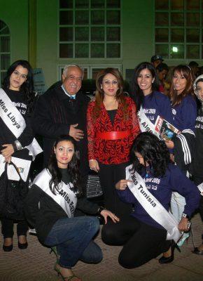 حنان نصرومحمد متولي ومتسابقات2009