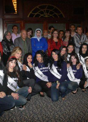 حنان نصر مع شعراء العرب 2009