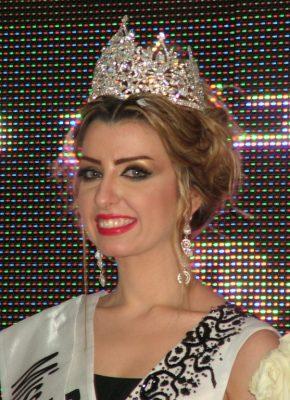 ملكة جمال العرب 2012